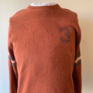 🇺🇸 American Eagle 🦅Athletic Issue Men's Sweater